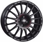 OZ Superturismo GT Matt Black CB70.2 5/115 17x8 ET40