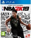 2K Games NBA 2K19 (PS4) Játékprogram