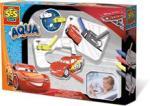 SES Ses Aqua - Set De Colorat Pentru Baie - Disney Cars 3 (HOE04200)