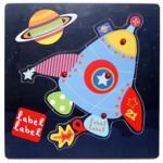 Label Label Puzzle Label-Label Racheta (omdLL-HO1381) Puzzle
