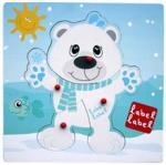 Label Label Puzzle Label-Label Urs Polar (omdLL-FR1291) Puzzle