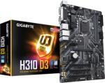 GIGABYTE H310 D3 Placa de baza