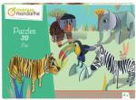 Avenue Mandarine Puzzle Cirkusz, Zoo