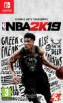 2K Games NBA 2K19 (Switch) Játékprogram