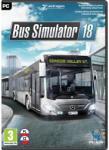 Astragon Bus Simulator 18 (PC) Játékprogram