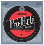 D'Addario EJ45FF Pro-Arte Carbon, Dynacore Basses, Normal Tension