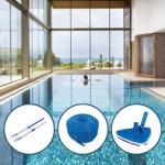 PoolTrend Porszívó szett - Nagyobb medencékhez (TKK 100)