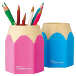 DELI Suport accesorii de scris tip creion DELI