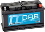 D.A.B 100Ah 800A Jobb+