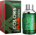 Benetton Colors De Man Green EDT 100ml