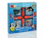 Supermag Kliky Puzzle Magnetic Animale Marine - Supermag (sm0028)