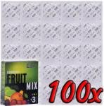 ESP Condoms Tutti Fruity 100 pack