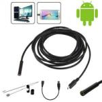 As Seen On TV Camera Endoscop rezistenta la apa pentru Android si PC