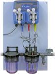 Pontaqua Automata vegyszeradagoló, pH/redox (TKA 710)