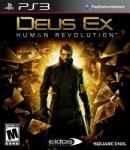 Square Enix Deus Ex Human Revolution (PS3) Játékprogram