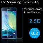 Samsung A500 Galaxy A5 закален стъклен протектор - brosbg - 12,00 лв