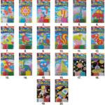 Cre Art strassz mozaik készítő szett, műanyag strasszkövekkel, vegyes mintával