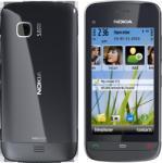 Nokia C5-03 Мобилни телефони (GSM)