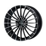 Mak Arese Black Mirror CB65.1 5/110 17x7.5 ET33