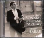 BRILLIANT Johann Sebastian Bach: Sonatas and Partitas - 2 CD