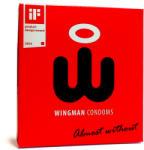 Wingman Condoms Condoms 3 Pieces