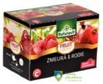 Naturavit Ceai Fruit Fantasy Zmeura si Rodie 15 doze*2 gr