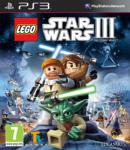 LucasArts LEGO Star Wars III The Clone Wars (PS3) Játékprogram