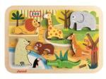Janod 07022 3D puzzle - Állatkert