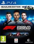 Codemasters F1 Formula 1 2018 [Headline Edition] (PS4)