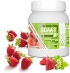 MAXnutrition BCAA+Glutamine 50: 50 - Eper ízben - 500g