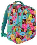 ST.RIGHT Donuts - fánkos 3 rekeszes iskolatáska, hátizsák (616907)