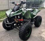 "ATV Raptor 125 Roata pe 8"" Metalizat"