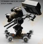 KONOVA SKATER KONOVA Rotational Axis Wheel ( Skate ) Dolly for DSLR / Camcorders