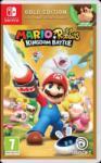 Ubisoft Mario + Rabbids Kingdom Battle [Gold Edition] (Switch)