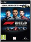 Codemasters F1 Formula 1 2018 [Headline Edition] (PC) Software - jocuri