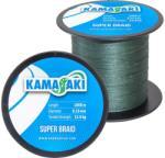 Kamasaki Fir textil KAMASAKI SUPER BRAID 1000M 0, 10MM (EF. 30520910)
