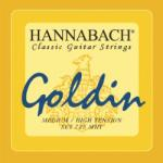 Hannabach Hannabach Goldin Gitár húr Medium/High Tension Set 725 MHT