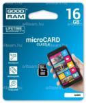 GOODRAM microSDHC C4 16GB M400-0160R11