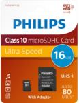 Philips microSDHC 16GB Class 10 PH667559