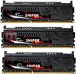 G.SKILL 12GB (3x4GB) DDR3 1600MHz F3-12800CL9T-12GBSR