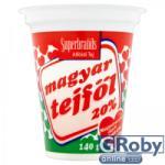 Alföldi Tej Magyar tejföl 20% 140g