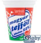 Alföldi Tej Magyar tejföl 12% 140g