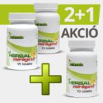 Netamin HERBAL Zsírégető tabletta 2+1 akció - 3x30db