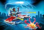 Playmobil Zeddemore Vízi Járművel (9387)