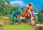 Playmobil Motocross Raptorral (9431)