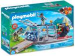 Playmobil Ellenséges Hajó Velociraptorokkal (9433)