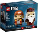 LEGO Brick Headz - Ron Weasley és Albus Dumbledore (41621)