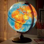 Nova Rico 25 см глобус със светлина Unico
