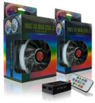 RAIJINTEK IRIS 12 Rainbow RGB 120mm Twin Pack (0R400044)