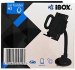 """iBOX H2 autós tartó 6""""-ig fekete"""